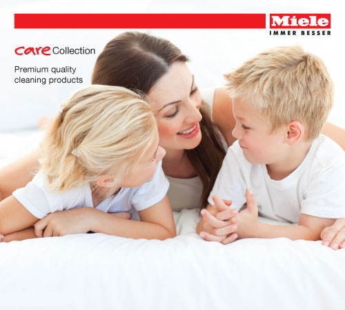 Miele Care Collection at McHardy Vacuum