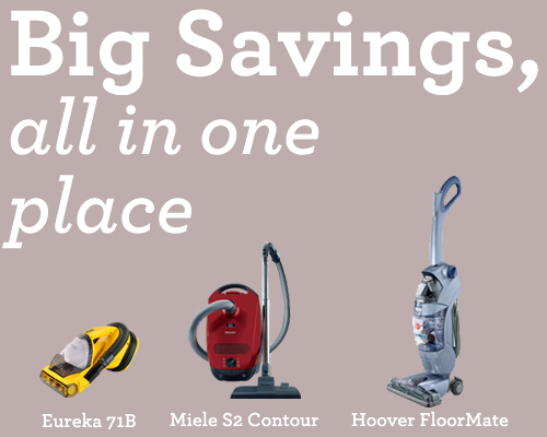 McHardy Vacuum Sale Category