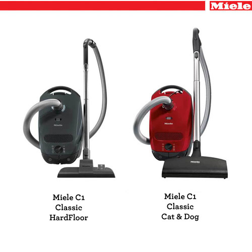 Miele C1 Vacuum Comparison and Review
