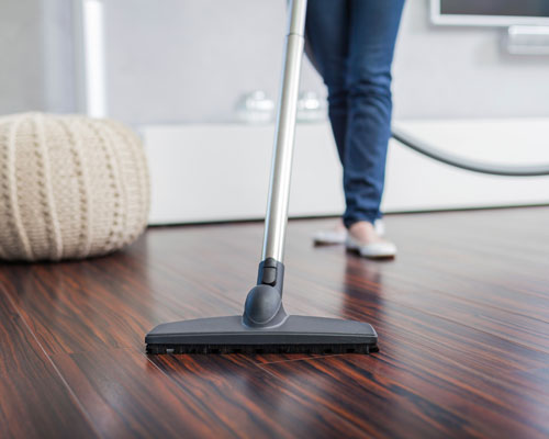 How to prevent damage to bare floors while cleaning and vacuuming