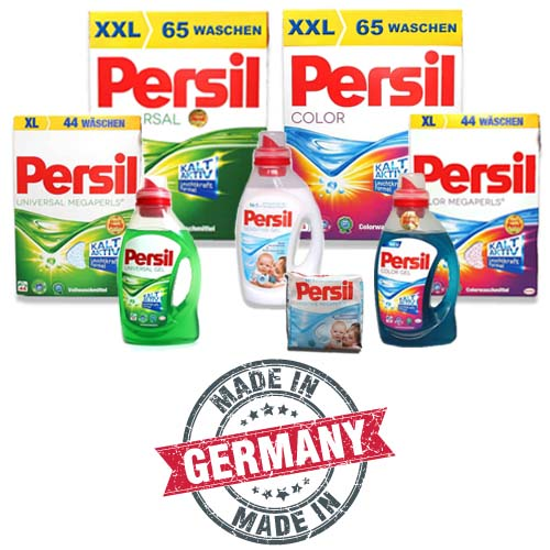Persil ProClean comparison to Persil MegaPerls